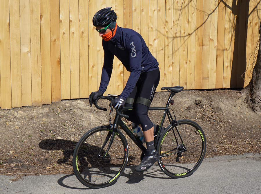Review Pas Normal Studios Stylish Fall Winter Cycling