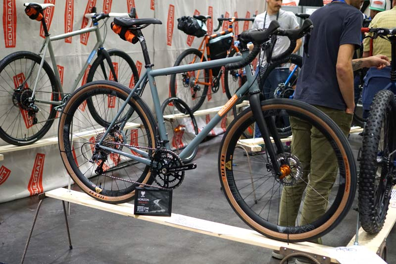 Nahbs 2016 Road Plus Gravel And Mountain Bikes From Triton
