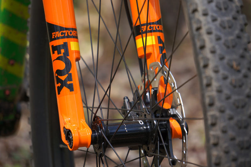2017 Fox 32 SC XC fork - Test rides and first impressions