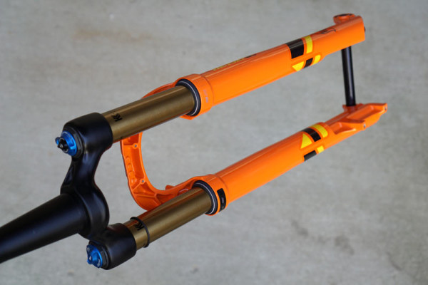 2016 Fox 32 SC Step Cast ultralight xc mountain bike suspension fork first look and actual weights