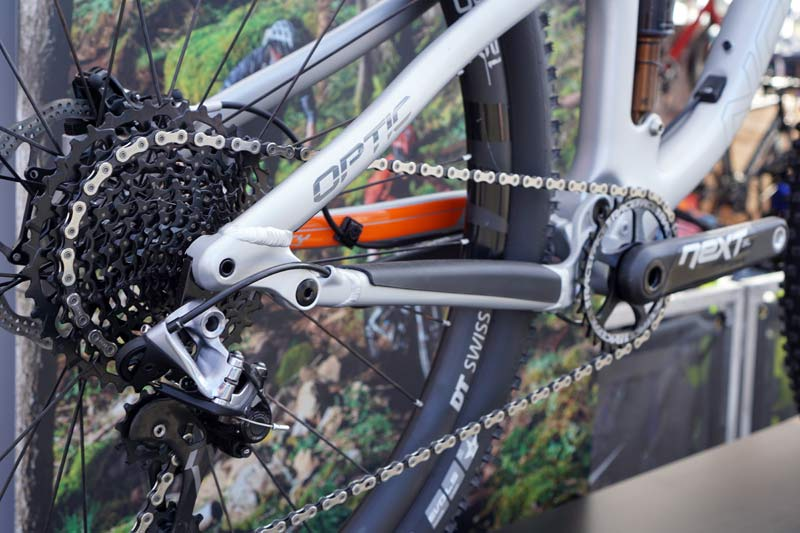 Soc16 Norco Optic Trail Bike Lets You See The Trail In A Whole