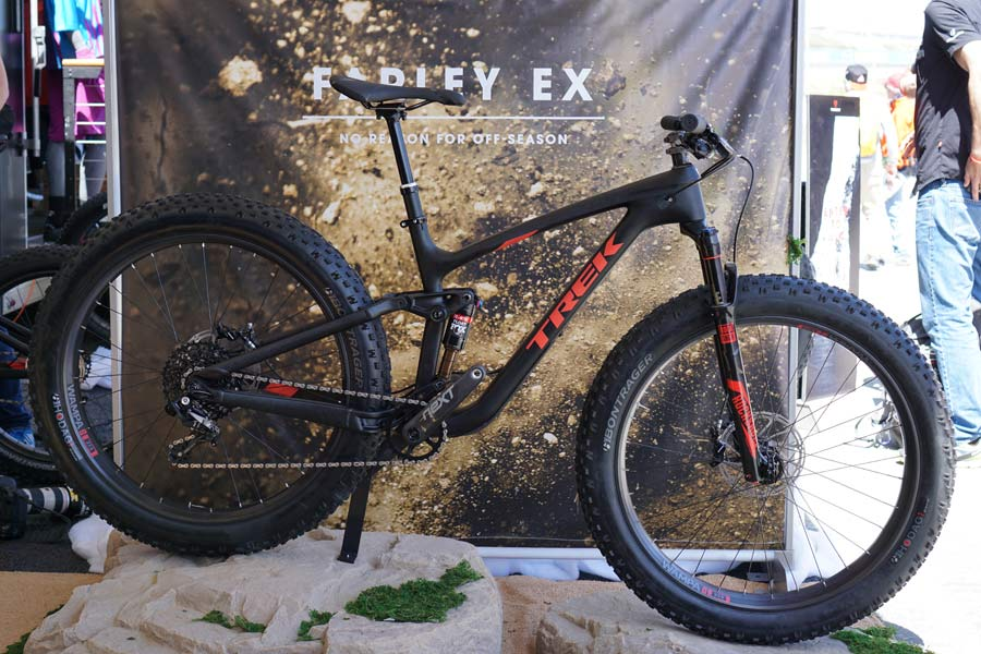 Soc16 Trek Farley Ex Full Suspension 27 5 Quot Fat Bike