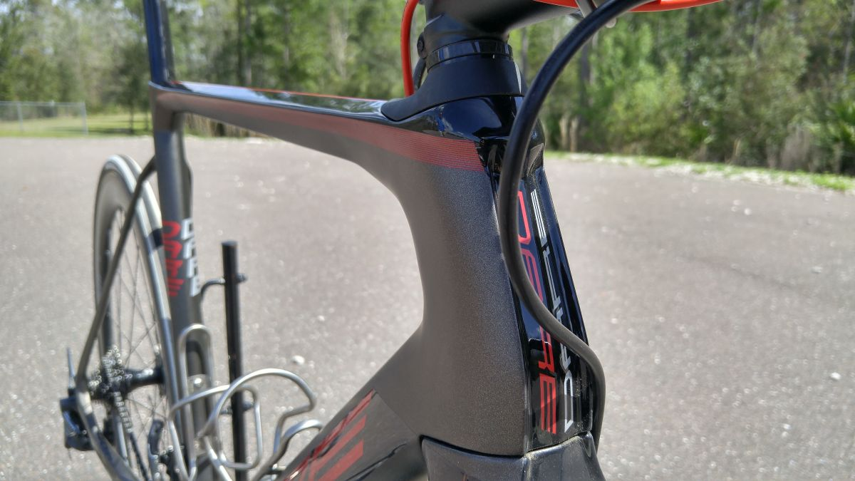 Review Dare Vsr Aero Road Bike Part One With Disc Brakes
