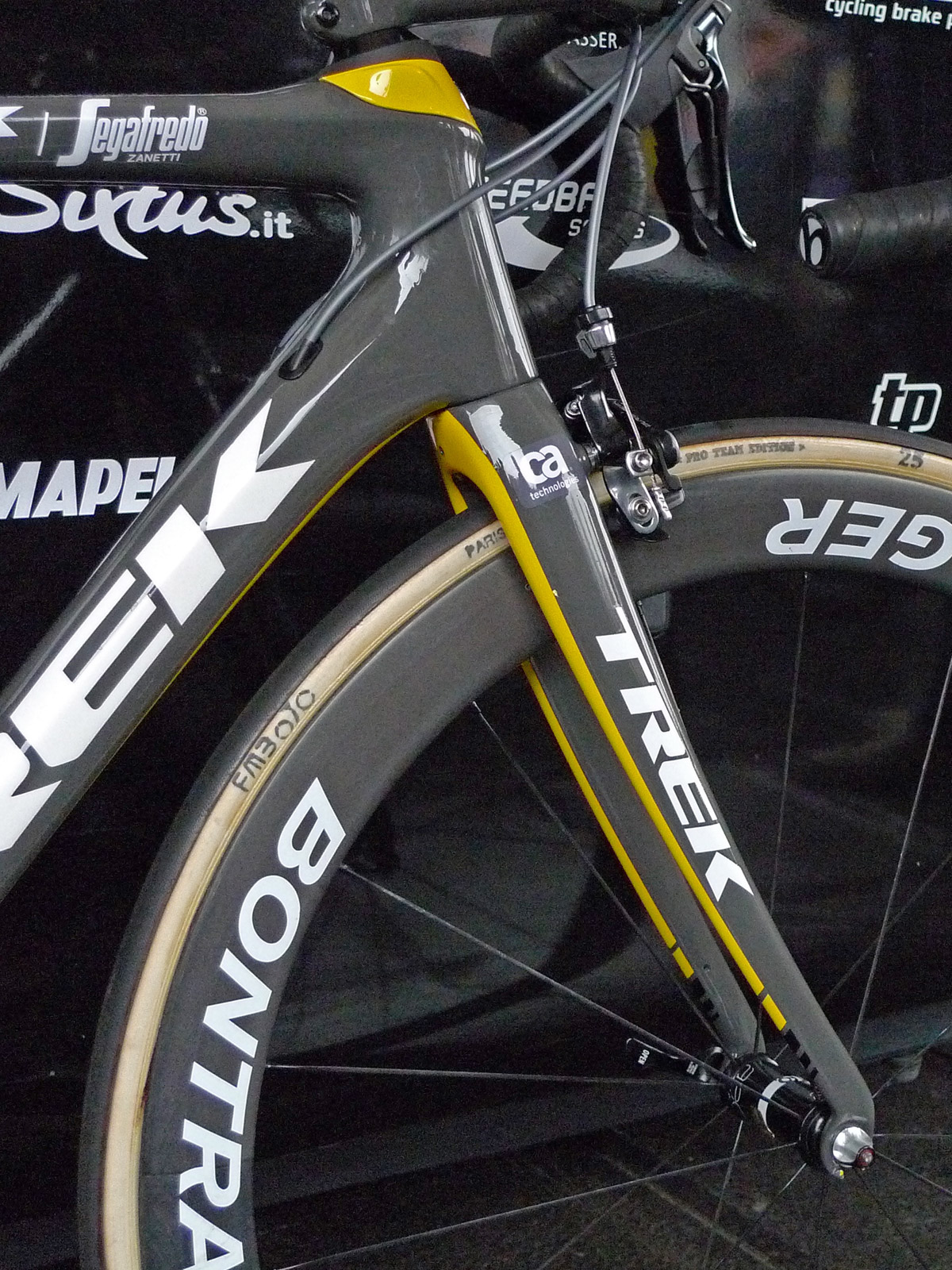 All New Trek Domane Doubles Down On Isospeed For Most