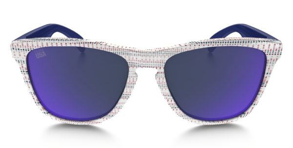 Oakley Team USA 2016 Olympic Collection, Frogskins