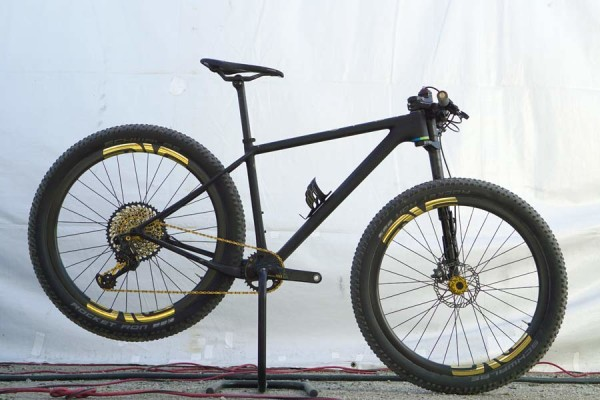 Open Cycle ONE plus 29er and 275plus lightweight hardtail mountain bike
