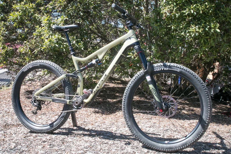 SOC16: Salsa gives 27.5/26+ some love with new 150mm travel Redpoint ...