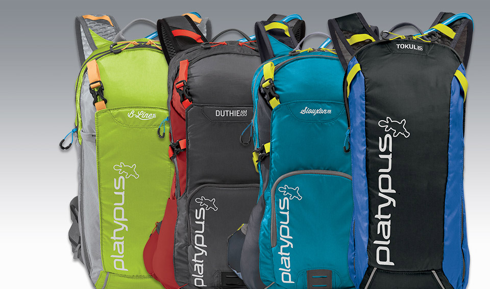 New hydration packs emerge from Platypus in all shapes & sizes, for women &  men - Bikerumor
