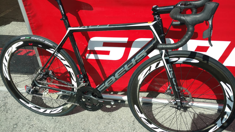 spy shots sram etap with hydraulic disc brakes spotted