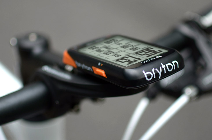 Unit only Bryton Rider 530 E GPS Cycling Computer 72 Functions