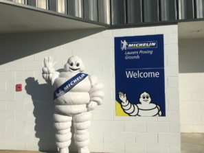 Michelin Power road tire launch laurens test track (2)