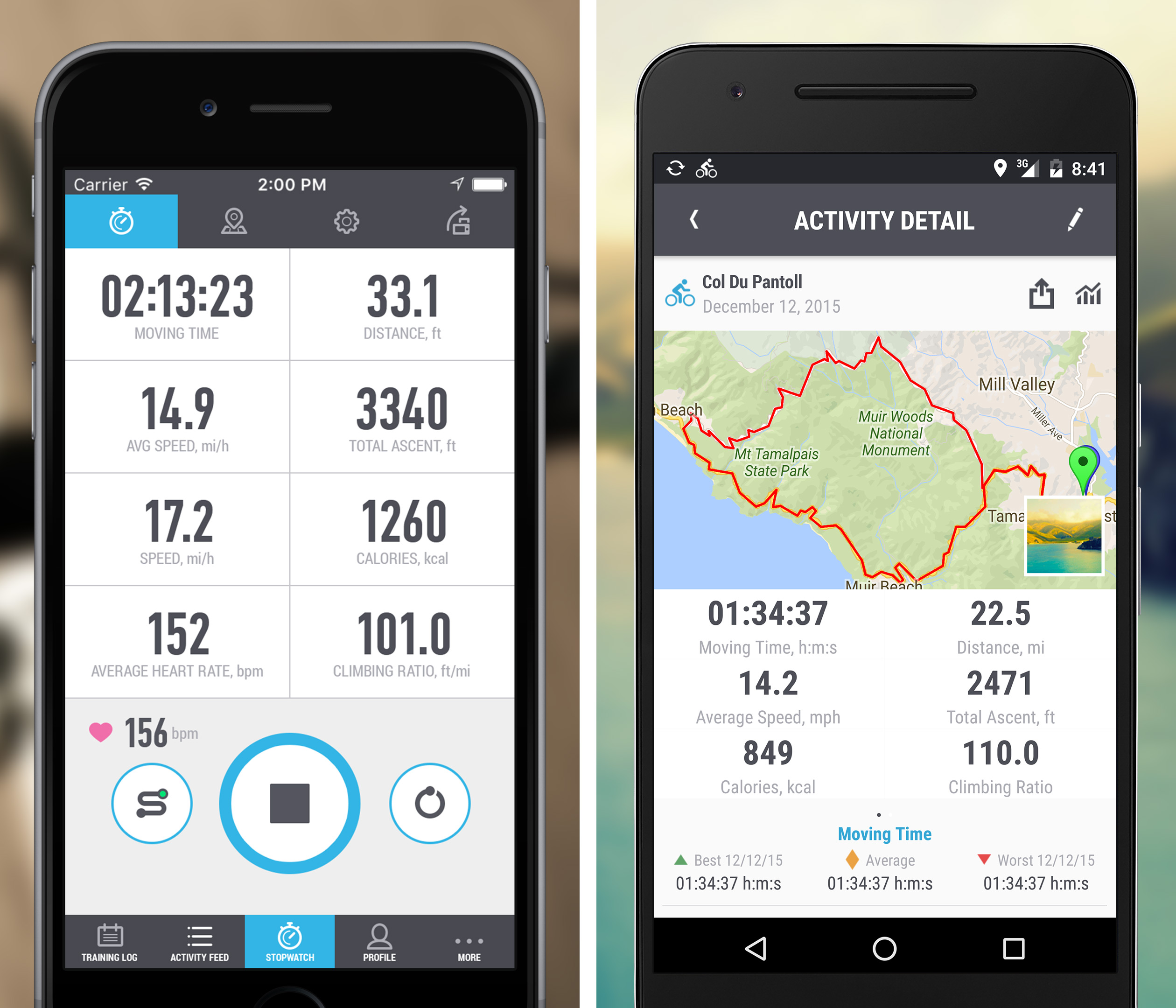 Could VeloPal ride tracking app be a Strava & Garmin killer
