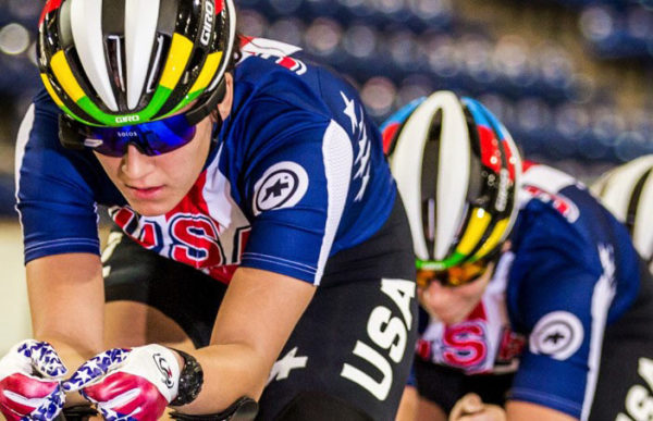 2016 World Champion and Olympic Team Member Chloe Dygert - Photo: Philip Beckman, used with permission