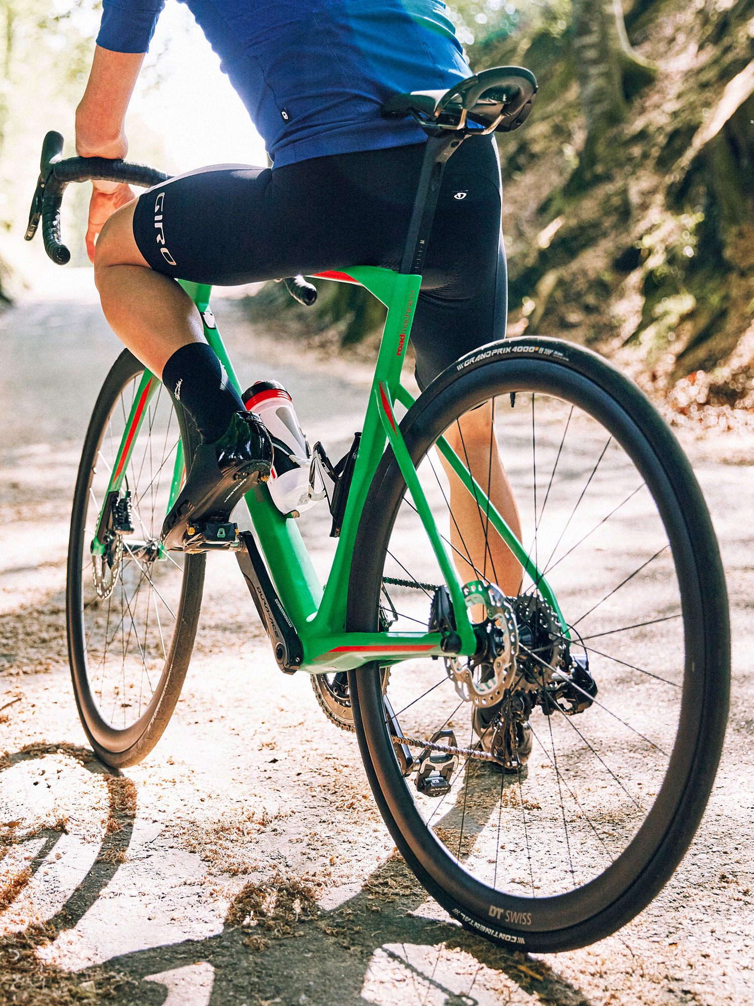 Bmc Roadmachine Blends Endurance And Performance Road Into