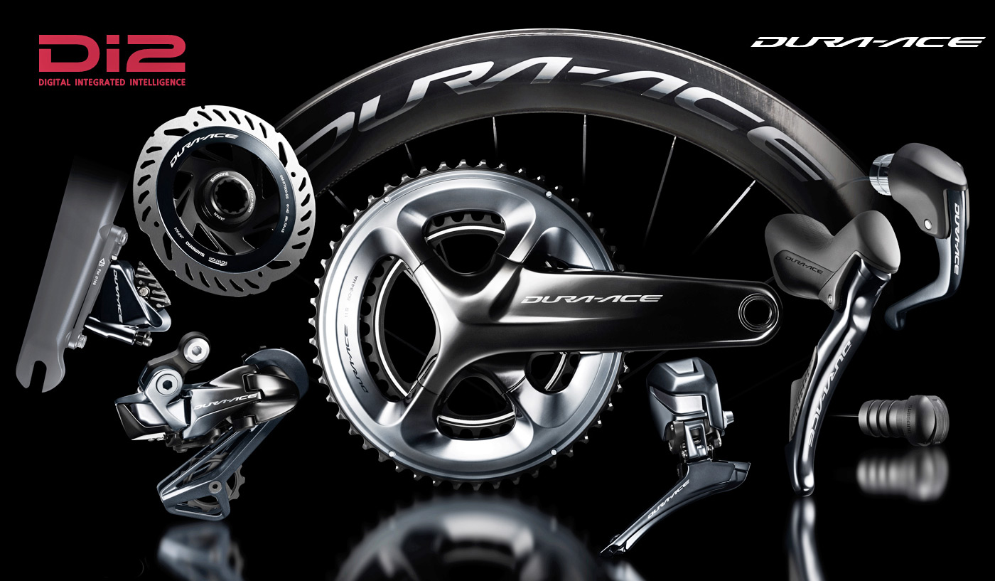 Shimnao_Dura-Ace-R91000-Di2_complete-electronic-hydraulic-disc-brake-road-component-groupset