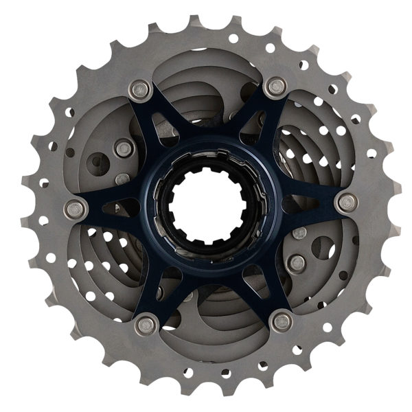 Shimnao_Dura-Ace-R9100_road-component-group_11-28-cassette-back