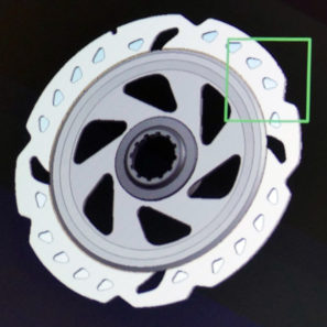 Shimnao_Dura-Ace-R9100_road-component-group_new-rotor-detail
