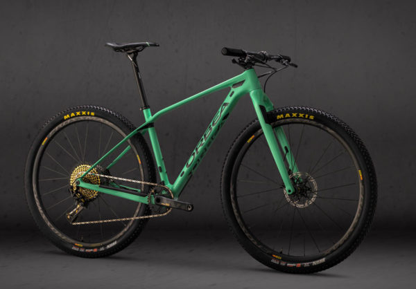 2017 Orbea Alma Xc Race Hardtail Gets Lighter Stiffer And