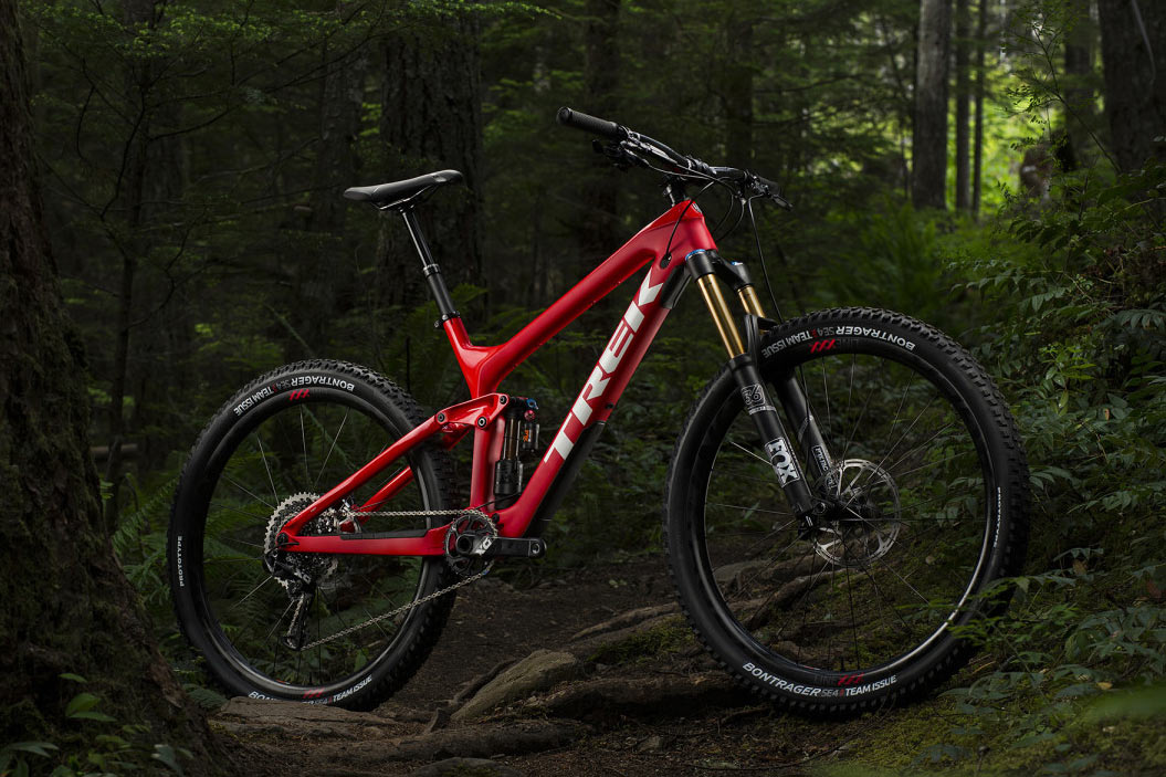 2017 Trek Slash goes 29er only, rounds out their enduro lineup ...