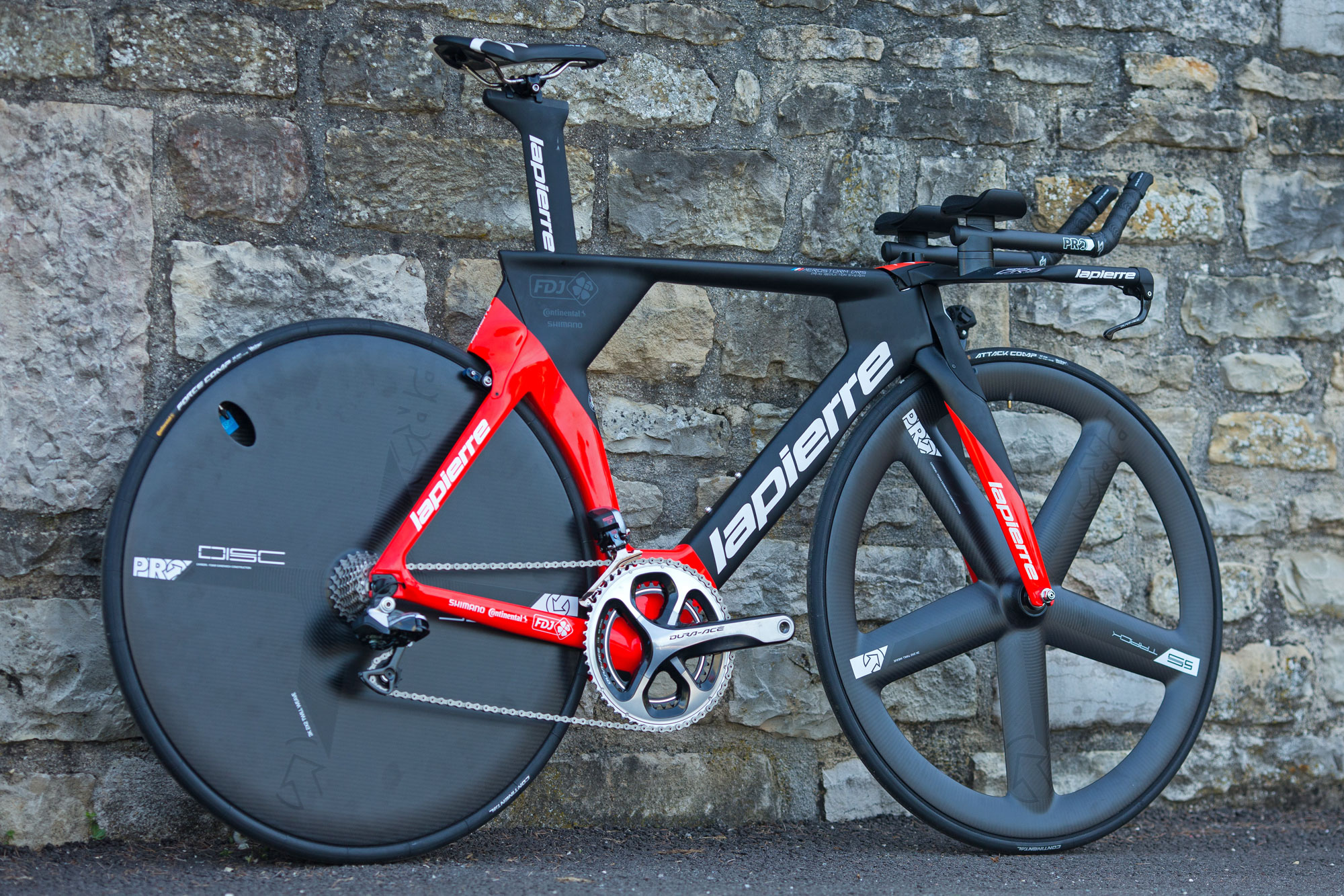 Lapierre Updates Road For 2017 From Gravel To Time Trial With A