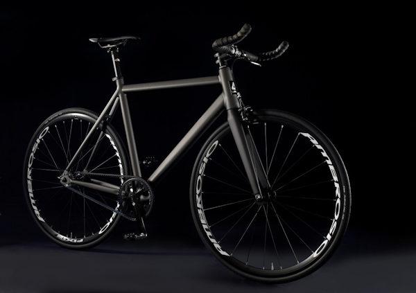 Lawyer's Bike Milano, complete