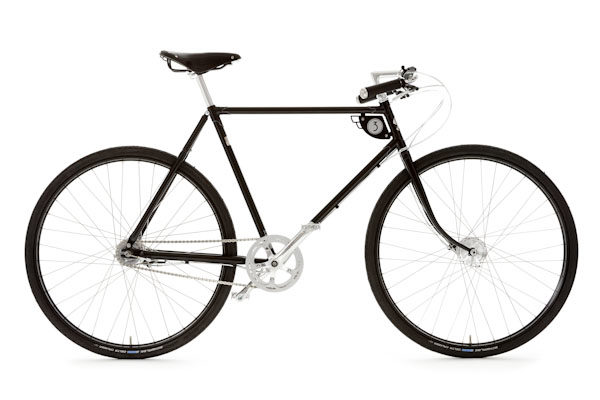Pashley 90th anniversary Speed 3, side