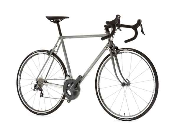 Pashley 90th anniversary Roadfinder, angle