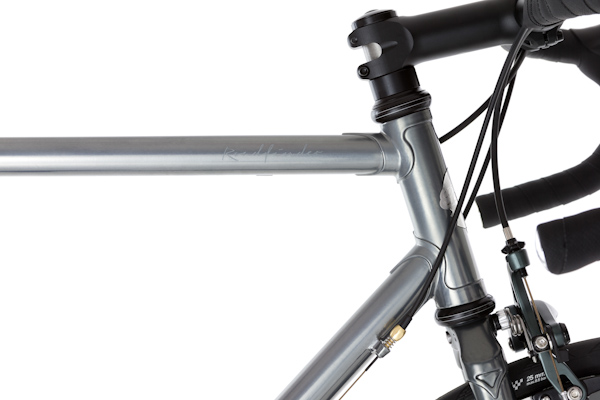 Pashley 90th anniversary Roadfinder, frame detail