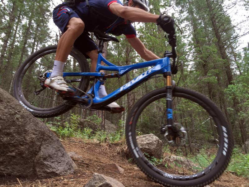 One Ride Review The Quite Capable Pivot Mach 429 Trail Bikerumor