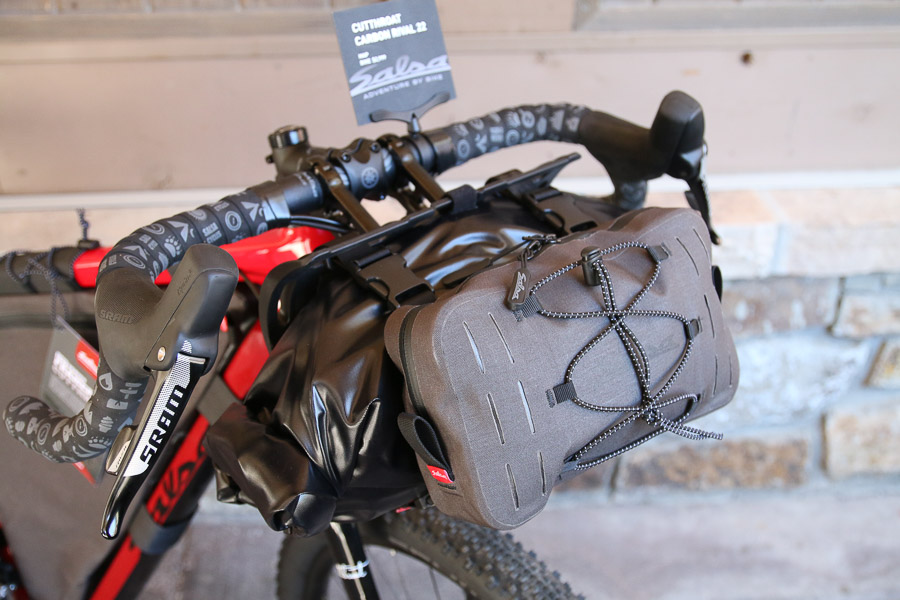 Salsa loads up new EXP bike bag line to get your gear out of town ...