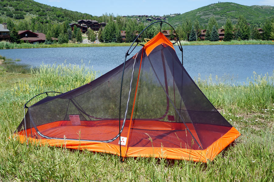 Slingfin 2Lite Ultralight Bikepacking And Backpacking Tent