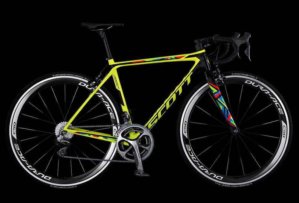 Eye Candy Rio Olympic Paint Schemes From Scott Fully
