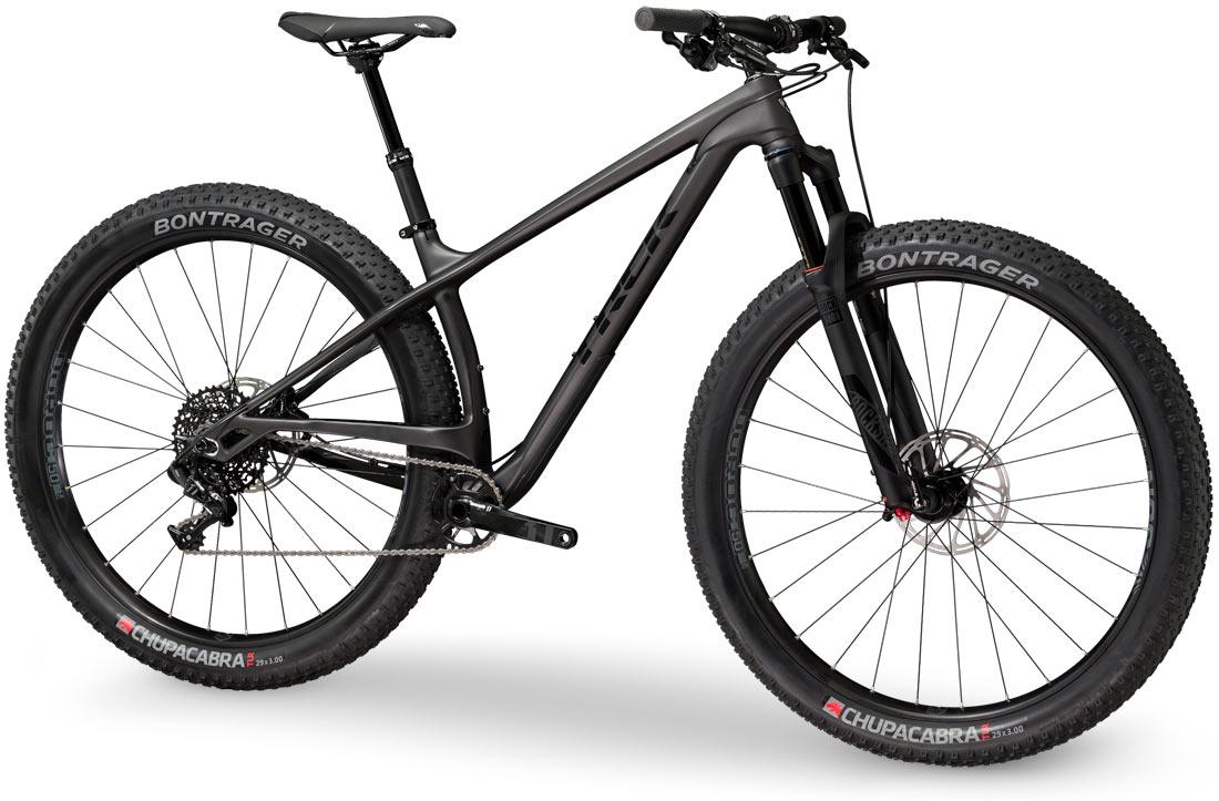 Trek builds a stiffer Stache with new Carbon 29+ Hardtail - Bikerumor