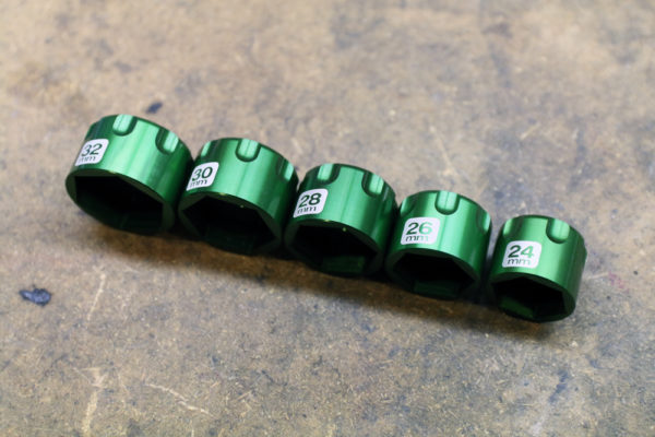 Abbey Bike Tools suspension top cap sockets pedal wrench review (1)