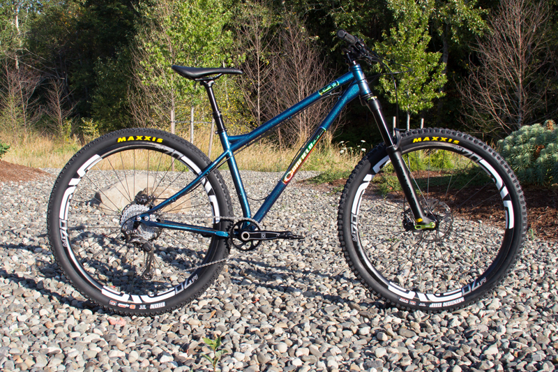 Canfield Brothers joins Boosted steel hardtail ranks with Nimble 9 ...