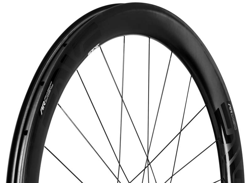 ENVE SES 45 AR wide aero disc brake road bike wheels for 30mm tires