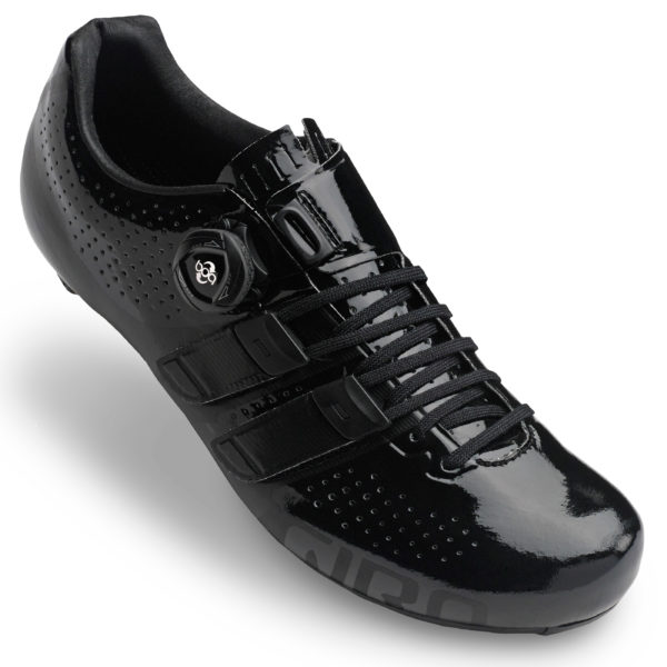 Giro-Factor-Techlace_lace-up+Boa-dial_premium-carbon-soled-road-shoes_Black