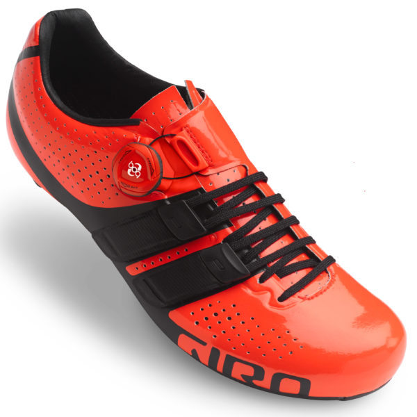 Giro-Factor-Techlace_lace-up+Boa-dial_premium-carbon-soled-road-shoes_Vermillion
