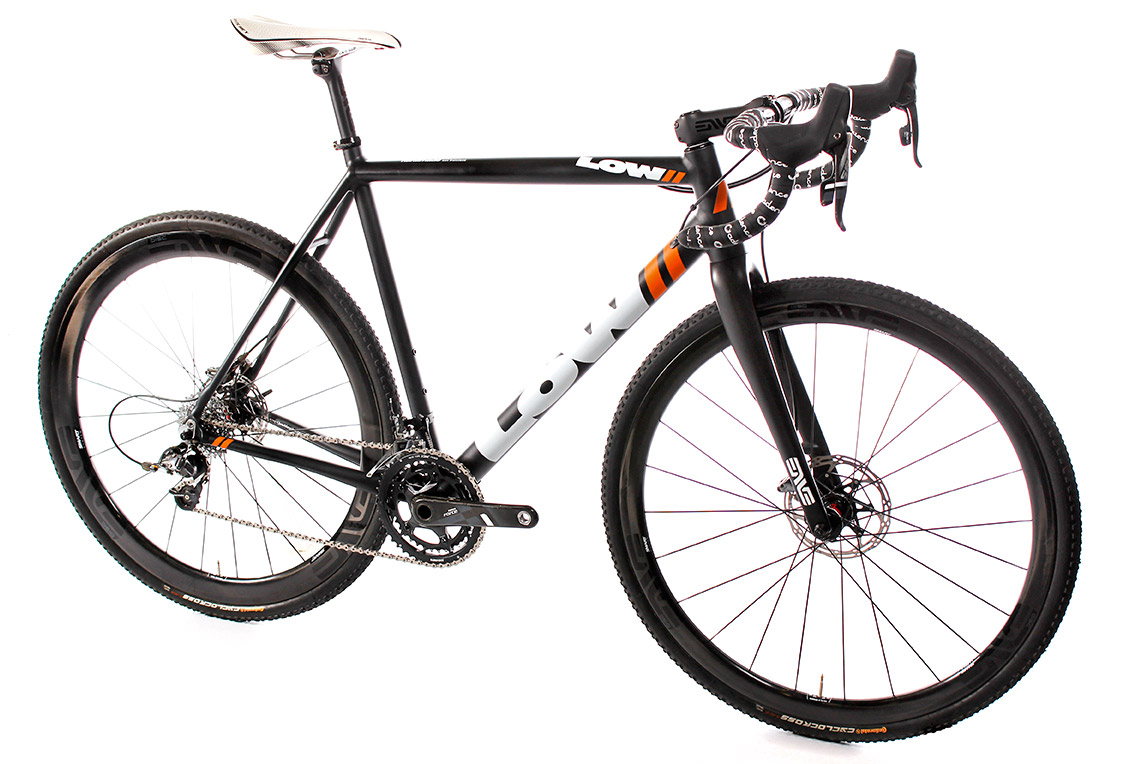 Alloy cyclocross bikes go high end with new Low MKII CX - Bikerumor