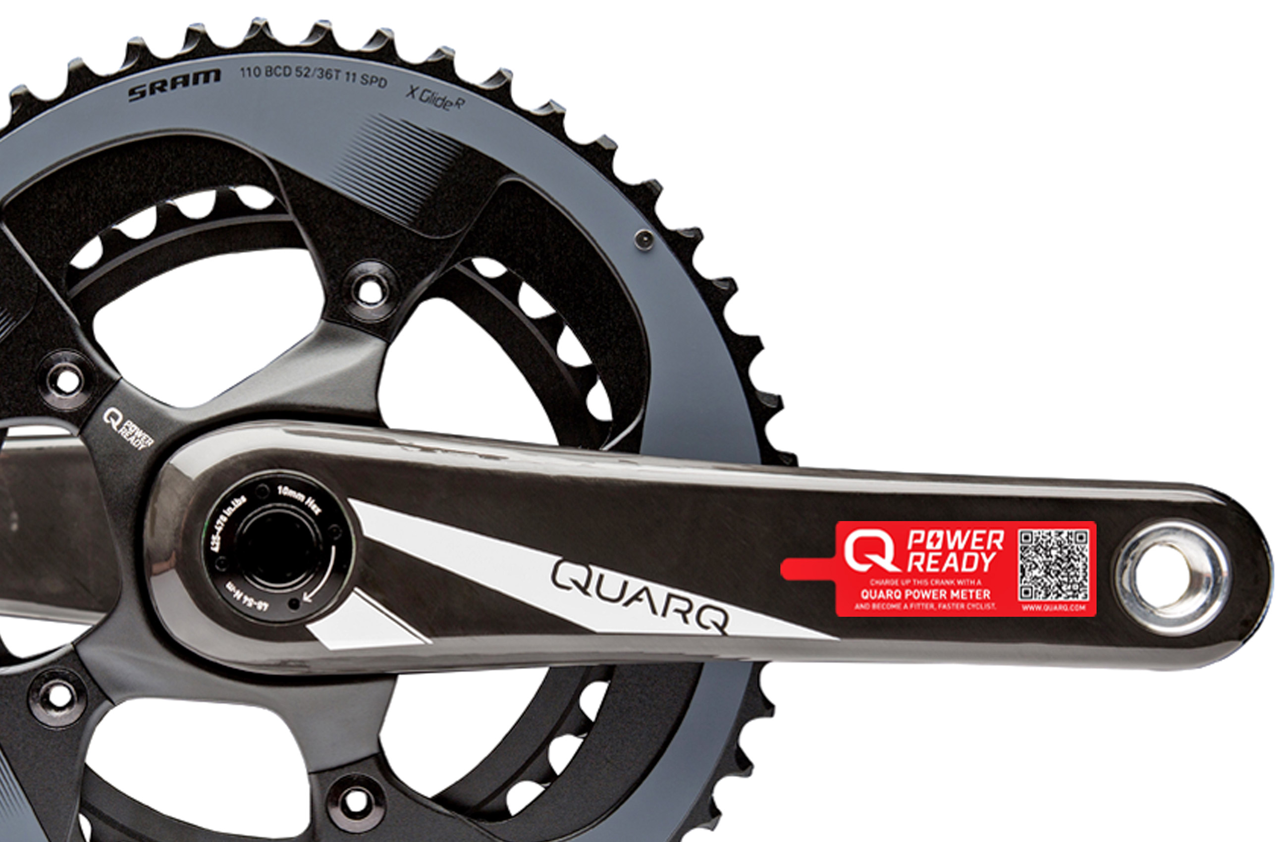 Quarq Power Meter : Quarq prime bringing dzero power metering to stock bikes