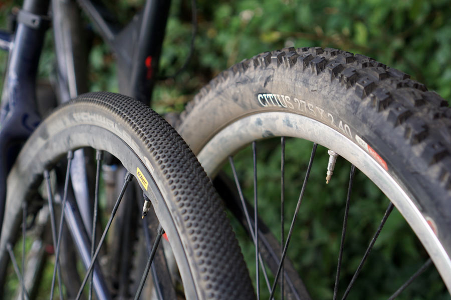 Rim Width Vs Tire Width >> Tech Talk: Are your bike tires too wide for your rims? Here's how to get it right - Bikerumor