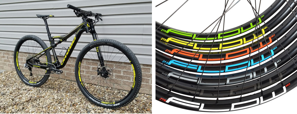 Stan S Notubes Opens Custom Mk3 Mtb Wheel Program To Match Your