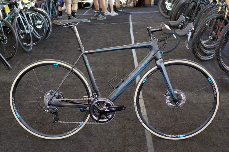 IB16: Fuji gets way lighter in alloy for road, cyclocross ...