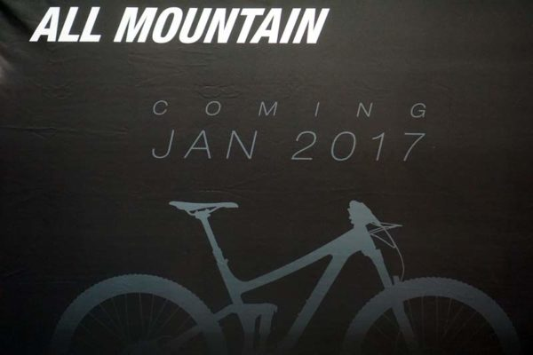 2017 Norco All Mountain bike teaser image and video