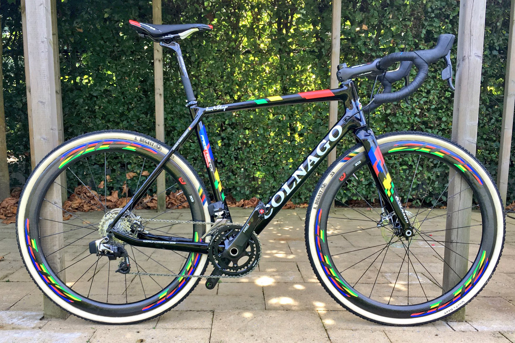 Eb16 Colnago Redesigns Prestige Disc For Cyclocross World