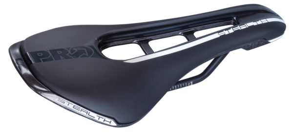PRO-Stealth_aggressive-geometry-road-timetrial-cutout-saddle_by-Shimano_top