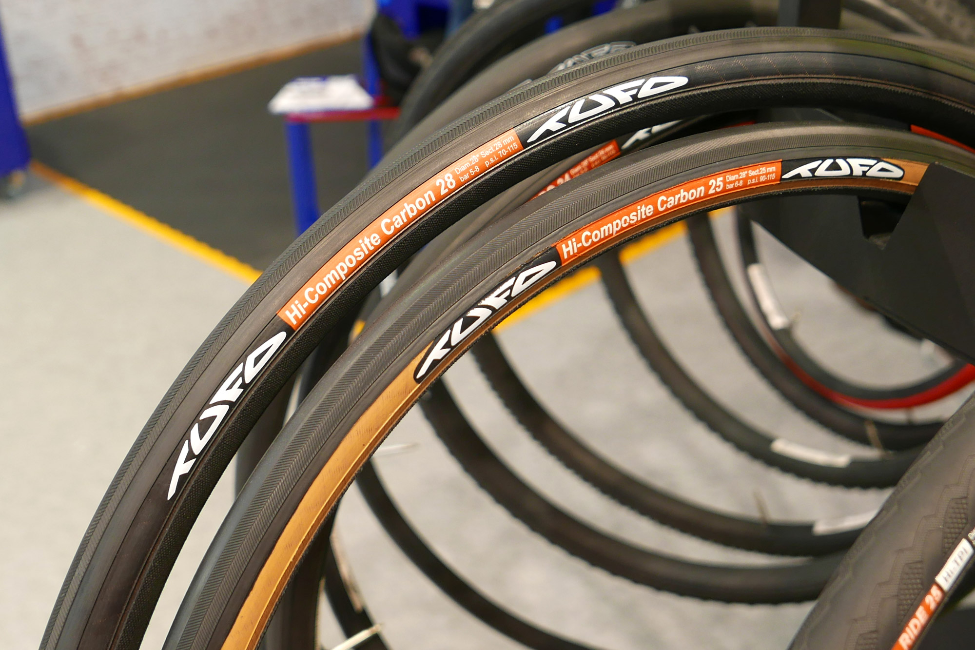 EB16: Tufo Comtura expands road tire offering with more ...