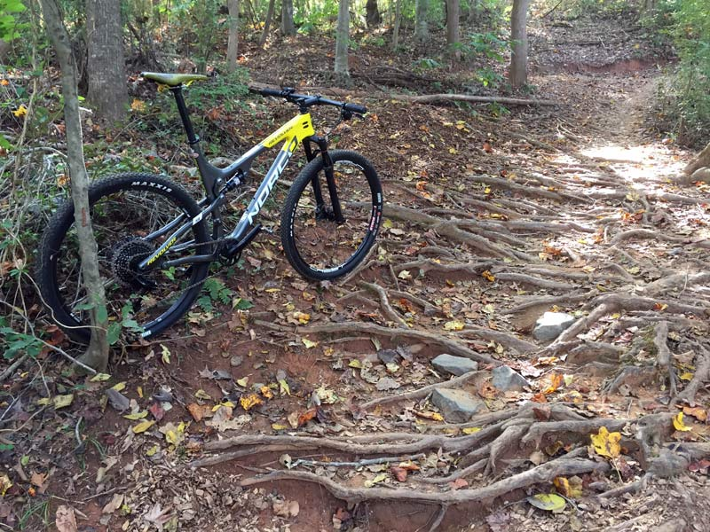 One Ride Review Norco Revolver Full Suspension Xc Race Mountain