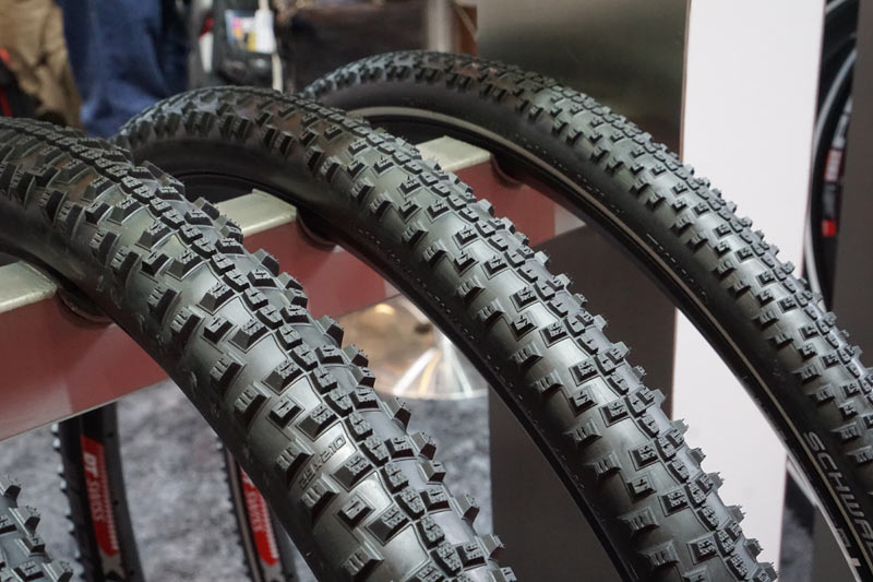 Eb16 Schwalbe Goes Big With Tons Of New Mtb Quot Plus Quot Tires