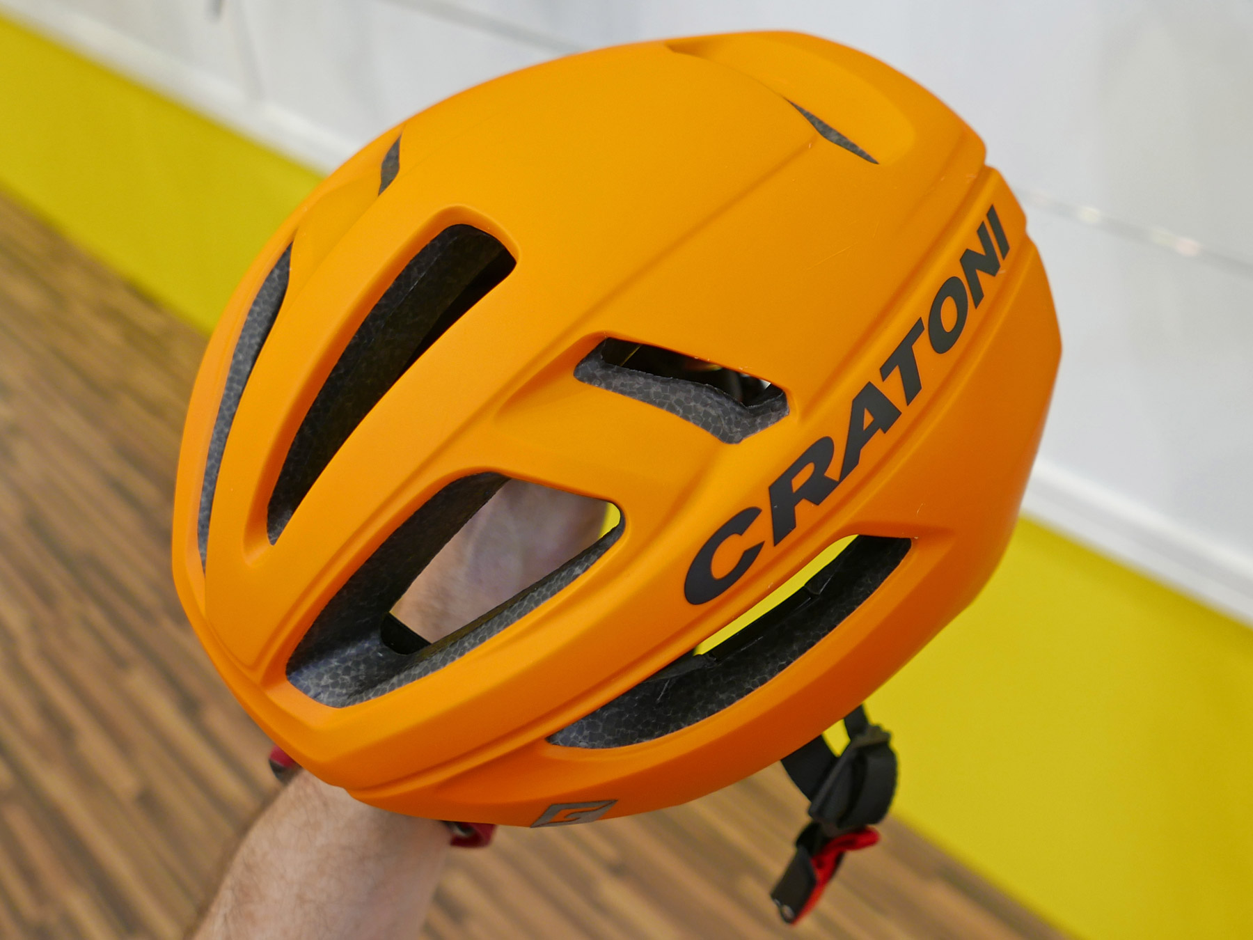 eb16 cratoni debuts aero c pro helmet smart c 94 concept maxster details bikerumor. Black Bedroom Furniture Sets. Home Design Ideas